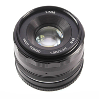 Объектив Meike 35mm f/1.7 MC E-mount для Sony