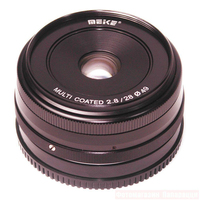 Объектив Meike 28mm f/2.8 MC X-mount для Fujifilm