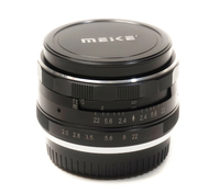 Объектив Meike 50mm f/2.0 MC FX-mount для Fujifilm