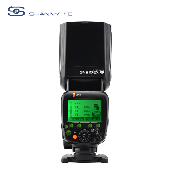Shanny-sn910ex-rf-speedlite-camera-flash-build 1