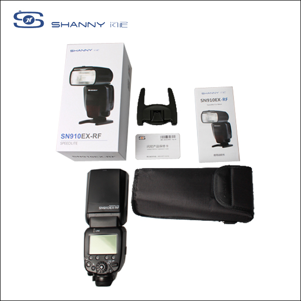 Shanny-sn910ex-rf-speedlite-camera-flash-build 6