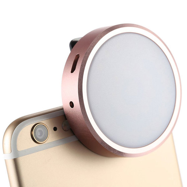 Yongnuo-yn06-clip-on-smartphone-flitser-rose-gold 2